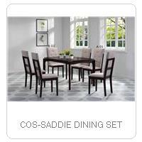 COS-SADDIE DINING SET